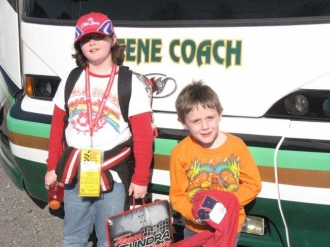 2009 bristol food city 500 nascar race packages and tours (13)