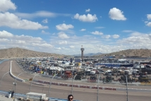 2020 Phoenix NASCAR Race Packages Travel Tours - FanShield 500