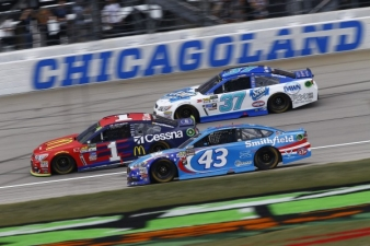 2019 Chicagoland Overton's 400 NASCAR Race Packages and Tours