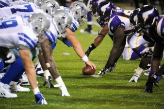 Dallas Cowboys vs Minnesota Vikings NFL Game Travel Packages and Tours November 10, 2019