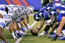 Dallas Cowboys vs New York Giants NFL Game Travel Packages and Tours September 8, 2019