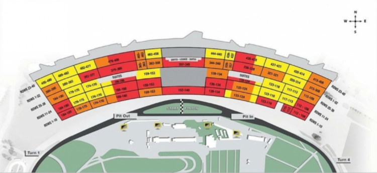 Daytona 500 race packages daytona 500 nascar race tours and travel