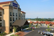 2019 Bristol Bass Pro Shops Night Race Package- Fairfield Inn- Sevierville, TN - Weekend tickets
