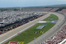 2018 Michigan NASCAR Race Packages - Michigan 400 Travel Packages