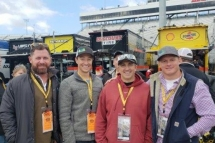 2020 Martinsville Xfinity 500 NASCAR Cup Race Packages - Hampton Inn - Hospitality & Garage Tour