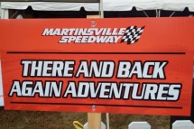 2017 Martinsville NASCAR Race Packages and Travel - Pre-race Garage Tour