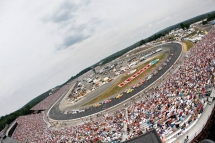 2018 New Hampshire NASCAR Race And Travel Packages - Overtons 301