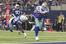 Dallas Cowboys at Indianapolis Colts NFL Game Travel Packages and Tours December 16, 2018