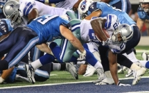 Dallas Cowboys vs Tennessee Titans NFL Game Travel Packages and Tours November 5, 2018