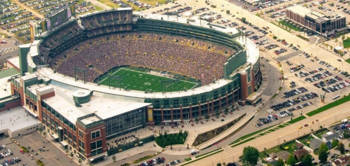 Green Bay Packers Football Packages